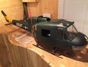 Bell UH 1 Iroquois , 290 €