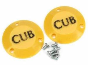 ROUES DUBRO 425 TLC – J3 CUB WHEELS ¼ scale