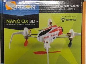 Nano QX 3D BNF - Blade - BLH7180