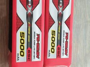 2 lipo maniax power 7s 5000 65c