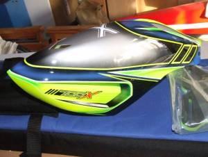 kit blade 700 neuf