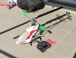 JR Airskipper avec radio prêt à voler