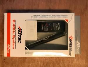 Système télémétrique USB HITEC HTS-Navi 2.4 Ghz AF