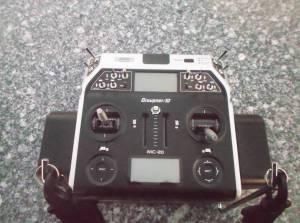 radio graupner mc20 hott