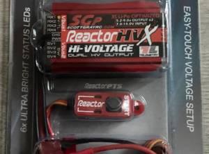 Réactor HV X