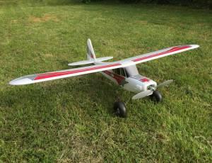 Avion Multiplex Funcub RR env.1.40m  Neuf