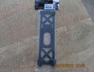 Plaque carbone de dessous de TREX 600 PRO Ref:H602