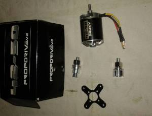 Brushless PROPDRIVE V2 4258 500KV