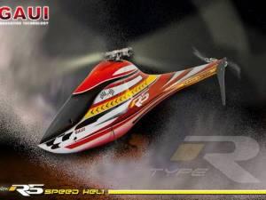 Gaui R5 V2 speed 550